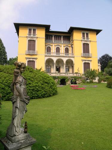 Villa Rusconi Clerici Verbania Lake Maggiore Italy
